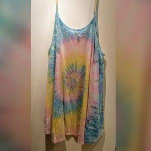 UNIF Tie-Dye Dress